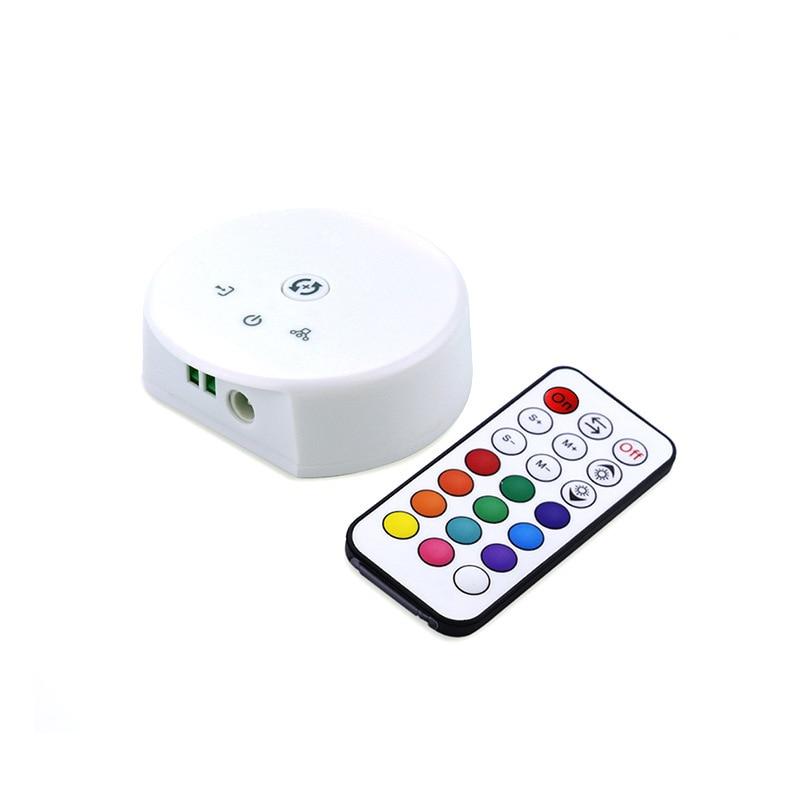Manufacturers Direct Selling UFO Wireless 21 Key Wi-Fi Controller RGBW Controller LED Light Modulator RGB Controller