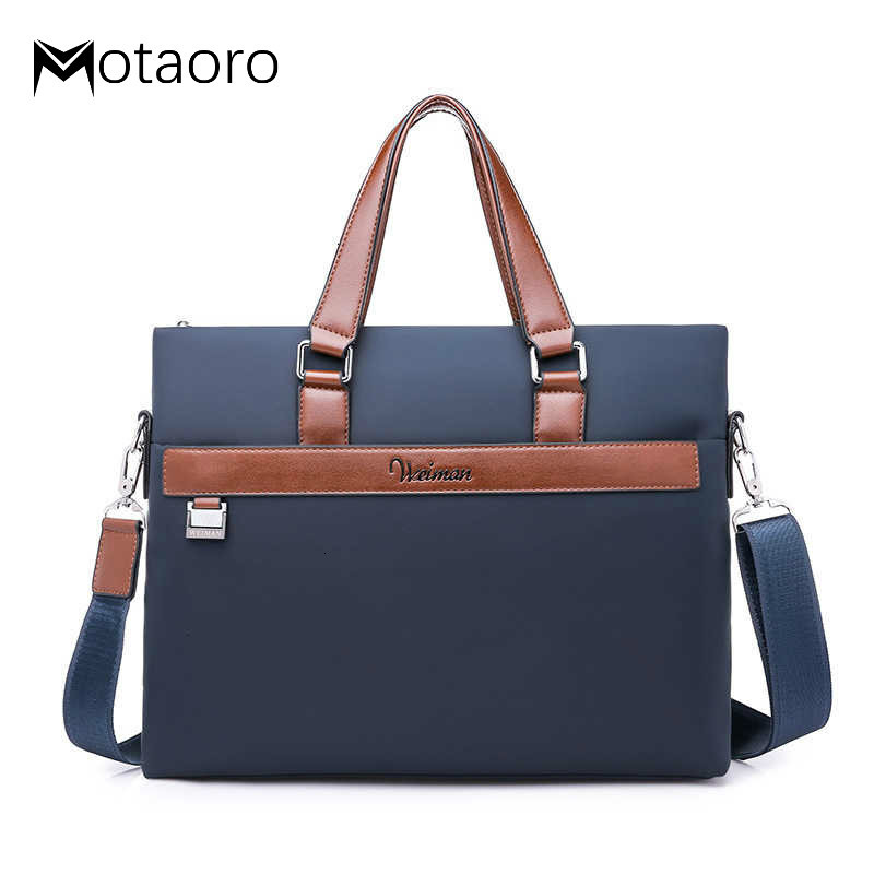 Business Trip Laptop Bag Bolso Hombre Men Oxford Business Briefcase Office Travel Messenger Large Tote Women Computer Work Bags