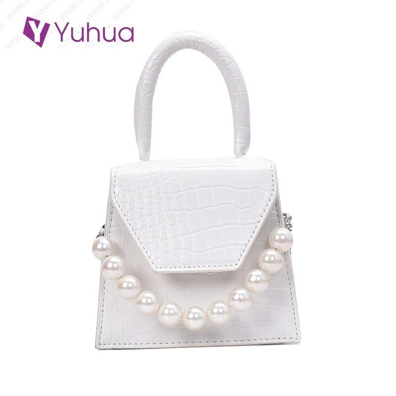2020 New Fashion Handbags, Simple Korean Version Women Bag, Trend Solid Color Shoulder Bag, Casual Woman Messenger Bags.