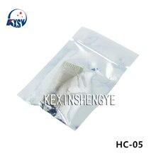 2 unids/lote HC-05 hc 05 rf transceptor inalámbrico bluetooth módulo esclavo rs232/ttl a uart convertidor e adaptador