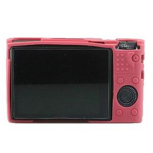 Image 5 - Draagbare Zachte Siliconen Camera Case Voor Sony RX100M3 RX100M4 RX100M5 RX100 Iii RX100 Iv RX100 V Tas Beschermende Camera Accessoire