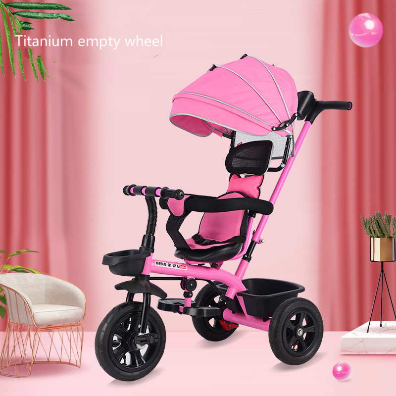 2 In 1 Baby Stroller Children's Tricycle Bicycle 1-6Y Stroller Umbrella Car for Kids Child Tricycle Stroller baby bike Trike