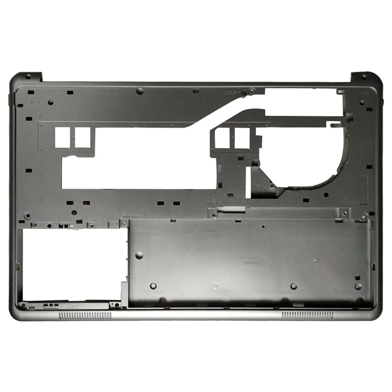 New Laptop Silver Bottom Case Cover For Dell Inspiron 15 7537 07R6TG D Shell