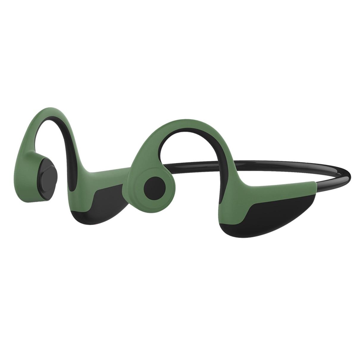 Z8 беспроводные Bluetooth наушники спортивные наушники с костной проводимостью открытые наушники HiFi стерео с микрофоном для бега велоспорта