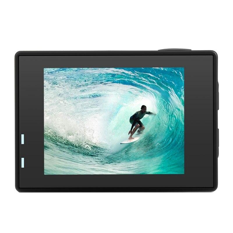 AT-Q40C Action Kamera 2,7 K/30FPS 1080P/60FPS WIFI 24MP Ultra HD Mini Helm Cam WiFi Wasserdicht sport Kamera