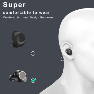 Image 2 - AWI W6 TWS Bluetooth 5.0 Earphones Touch Control Headsets HD Stereo Handsfree Wireless Headphones With Dual Mic Noise Isolation