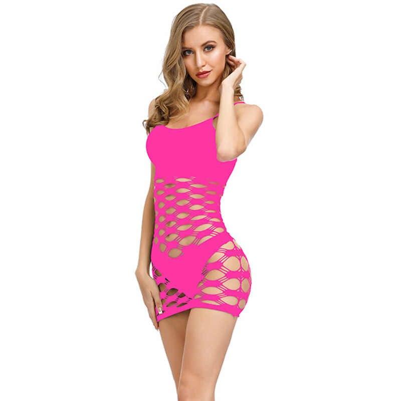 Неоновый цвет, женские платья, сексуальная ночная Клубная одежда для вечеринок, ажурное обтягивающее платье мини, платье на бретельках, сексуальное платье