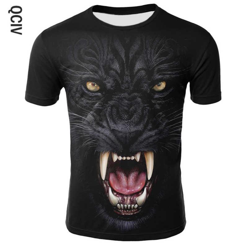 3D anioł T Shirt mężczyźni Punk O Neck czarny z krótkim rękawem lato śmieszne skrzydła druku T shirt mężczyźni kobiety Hip Hop t-shirt z czaszką Streetwear