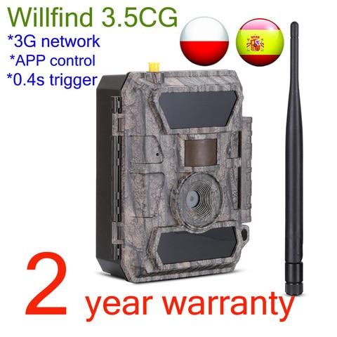 willfine 3 5cg 3g modelo cameras de caca ip66 a prova dwaterproof agua floresta vigilancia