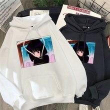 2021 sailor moon kawaii anime harajuku hoodie feminino ullzang gato bonito dos desenhos animados estilo coreano camisola 90s moda gráfico com capuz