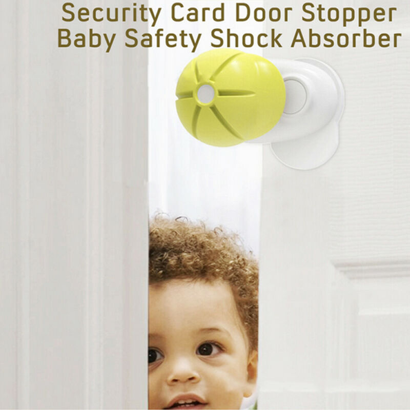 Child Baby Kids Safty Lock For Cabinet Drawers Fridge Door 180 Degree Rotary
