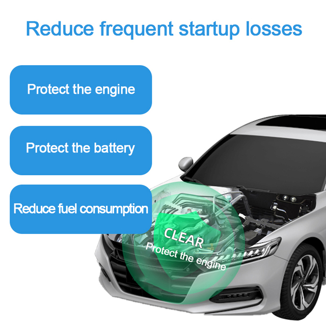 Car Engine Restart For Audi A3 8V 2016 2020 Automatic Start-Stop OFF Switch Default Closure Device Start Stop System 2