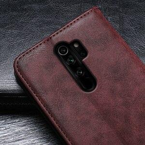 Image 4 - แม่เหล็กพลิกกระเป๋าสตางค์ซองหนัง PU สำหรับ Xiaomi Redmi หมายเหตุ 7 8 Pro 8T T note7 Note8 Note8T 7Pro 8Pro 64/128 GB