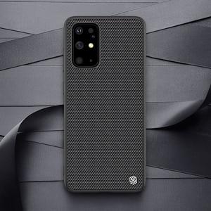 Image 5 - Чехол для Samsung Galaxy S20+ Plus / S20 FE 2020 5G Nillkin Текстурированный чехол из нейлонового волокна для Samsung Galaxy S20 Ultra Чехол
