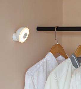 Image 5 - Xiaomi Mijia Luz Led nocturna de inducción, 2 lámparas, brillo ajustable, sensor infrarrojo inteligente de cuerpo humano con base magnética