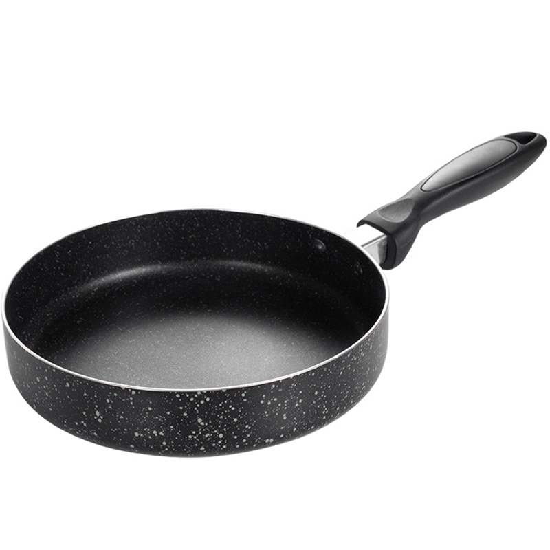 20CM Aluminium Alloy Non-Stick Frying Pan For Pancake Steak Egg Omelet DIY Nougat Candy Jam Skillet Ceramic Coating Cooking Pot
