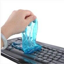 Кристально очищающий резиновый собирающий пыль 2 поколения компьютерная клавиатура чистая грязевая клавиатура