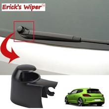 Erick's Wiper Windscreen tylne ramię wycieraczki osłona spryskiwacza nakrętka nakrętki do VW Scirocco - Typ 13/137 (2008-2017)