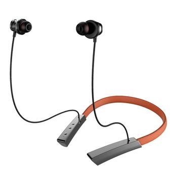 V82 słuchawki Bluetooth słuchawki douszne z pałąkiem na kark słuchawki bezprzewodowe 8D Heavy Bass słuchawki stereofoniczne wodoodporne sportowe słuchawki douszne do telefonu tanie i dobre opinie HESTIA Dynamiczny CN (pochodzenie) wireless Wspólna Słuchawkowe Dla Telefonu komórkowego Słuchawki HiFi NONE Instrukcja obsługi