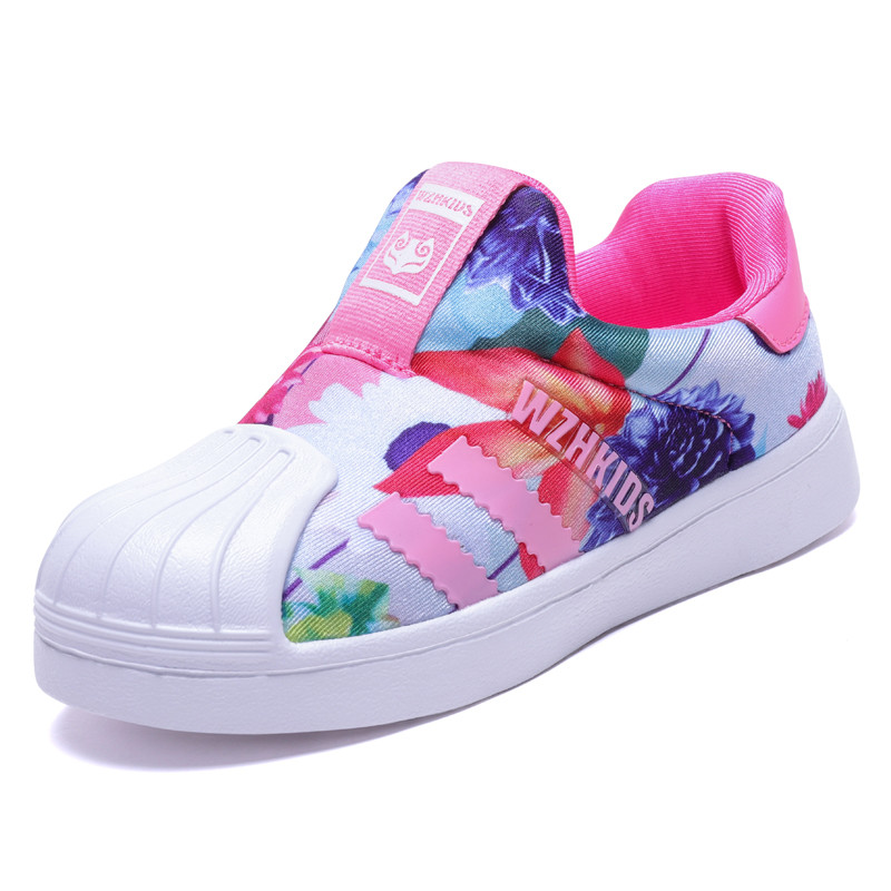 2020 Spring Kids Shoes For Girls Sneakers Boys Fashion Casual Children Shoes Girl Sport Running Child Shoes Chaussure Enfant W08