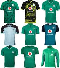 2021 irlanda rugby casa longe irlandês jaqueta treinamento singlet camisa esportiva masculina S-5XL
