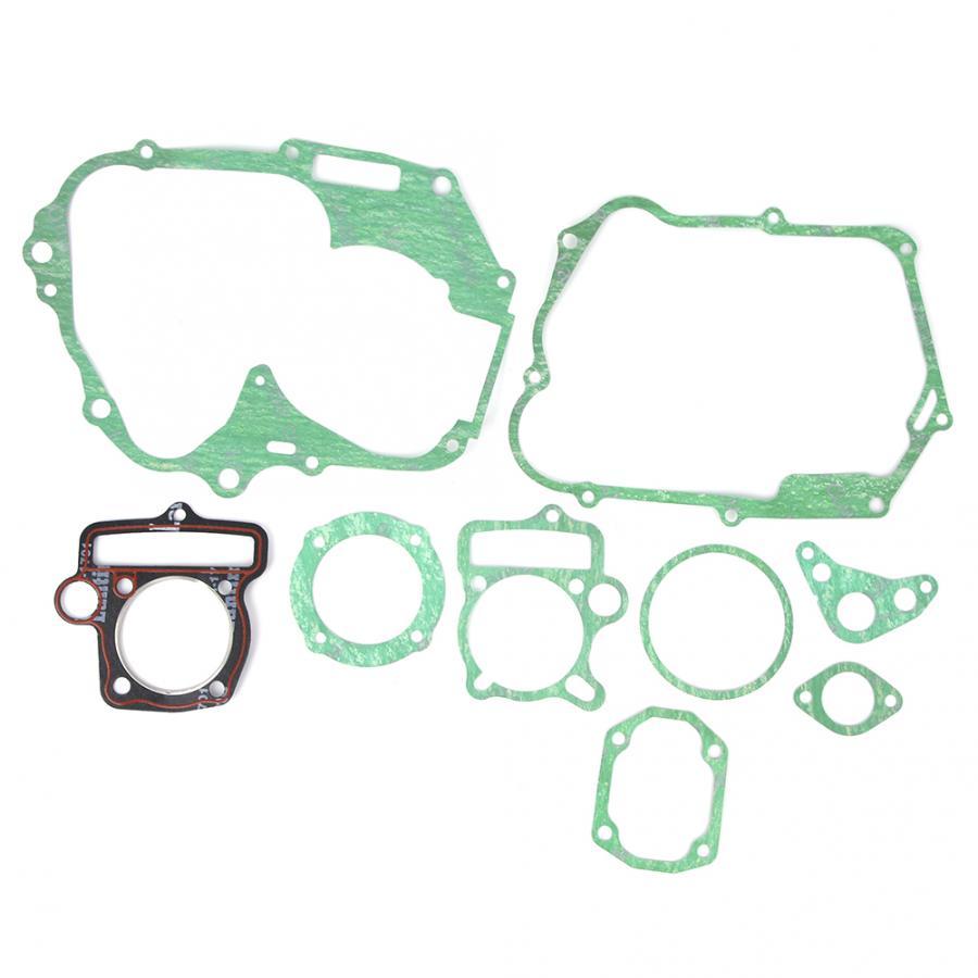 Комплект прокладок двигателя подходит для YX 140cc YCF SSR Piranha Pitster IMR Pit Dirt Bike YX140 комплект прокладок двигателя