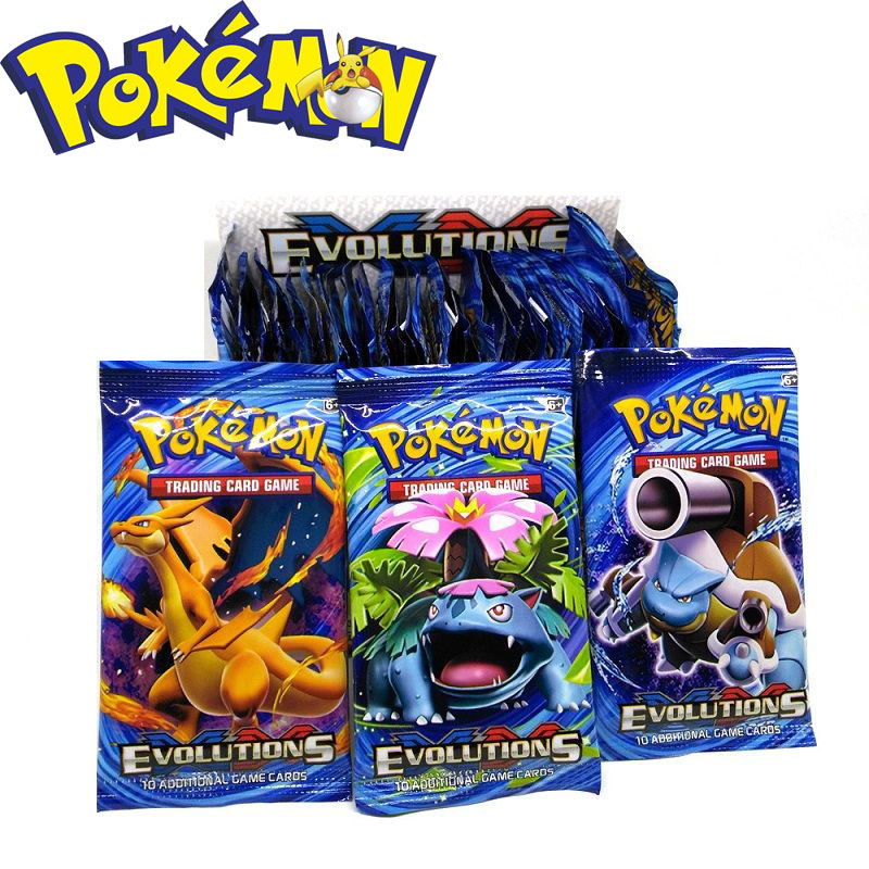 Hot 324 pcs Pokemon Card TCG: Sun & Moon Celestia myugioh games and points trading children toys image