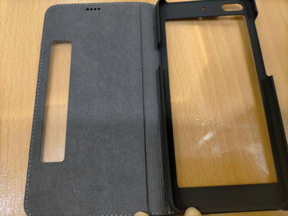 Кожаный чехол с откидной крышкой для телефона hisense A6|Чехлы-книжки|   | АлиЭкспресс