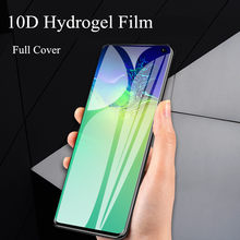 10D Screen Protector For Samsung Galaxy S10 S10plus S10e Note9 soft Hydrogel Film(China)