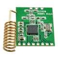 Płytka komponentów CC1101 część modułu bezprzewodowego transmisja radiowa duża odległość antena Transceiver komunikacja niska moc 868MHZ w Moduły bezprzewodowe od Elektronika użytkowa na