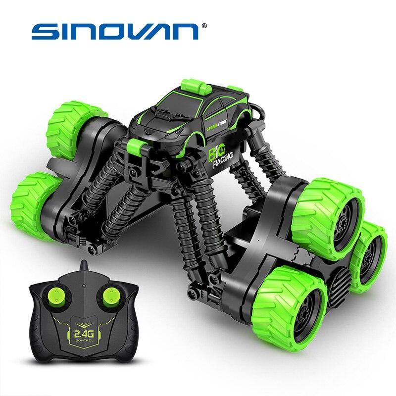 4WD électrique RC voiture roche chenille télécommande jouet voitures tout-terrain radiocommandé lecteur jouets pour garçons enfants Suprise cadeau