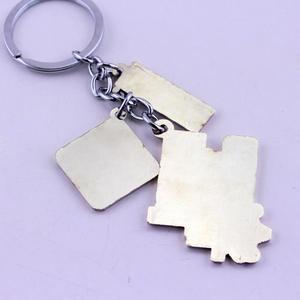 Image 5 - GTA5 Car Keychain Grand Theft Key Ring Auto Key Chain for Fans PS4 Xbox PC Rockstar Key Ring Holder 4.5cm