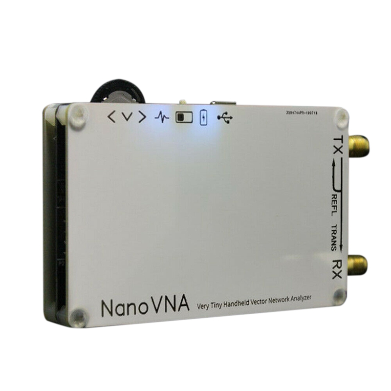 VNA Vector Network Analyzer HF VHF UHF Antenne Analysator Standing Wave