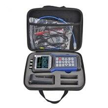 Портативное цифровое хранилище JDS2023, USB 2 канальный аналоговый 20 МГц для студентов, осциллограф