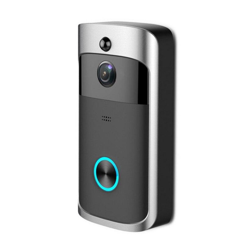 Smart IP Video Intercom WIFI Video Door Phone Door Bell Doorbell Camera For Apartments IR Alarm Wireless Security Camera 2020