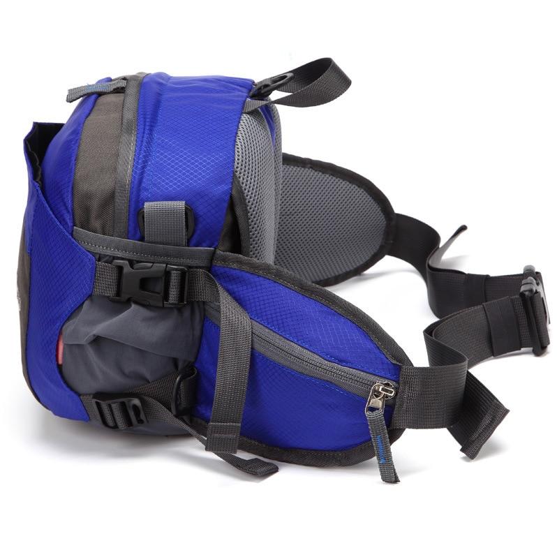 Large-Volume Multi-functional Outdoor Wallet Men And Women Outdoor Shoulder Hiking Backpack Riding Wallet