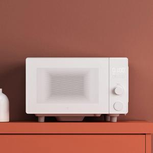 Image 5 - XIAOMI MIJIA kuchenki mikrofalowe piec do pizzy elektryczny piec kuchenka mikrofalowa do urządzenia kuchenne kuchenka powietrza Grill 20L inteligentna kontrola