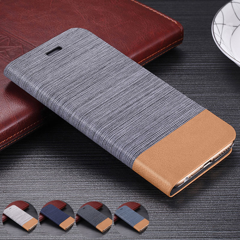 Cowboy Leather Flip Case for Lenovo K5 S5 Z6 Pro K520 Z6 Lite A5S ZUK Z2 PRO A6 Note Phab 2 Plus Business Phone Case Soft Cover