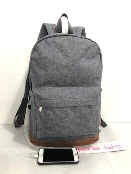 Mochila De escuela grande impermeable para adolescentes mochila de ordenador portátil de...