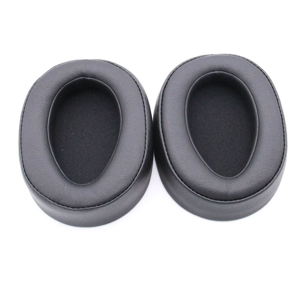 For <font><b>Sony</b></font> <font><b>Mdr</b></font>-<font><b>100Abn</b></font> <font><b>100Abn</b></font> Earphone Sleeve Replacement Sponge Cover Earmuff image