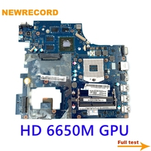 Laptop Lenovo Main-Board GPU HD NEWRECORD for Y770/g770 with 6650M 1GB Full-Test PIWG4