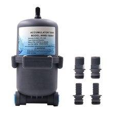 125psi acumulador tanque barco rv controle da bomba de água bexiga interna 0.75 l marinha barco rv campista acumulador pressão água tanque