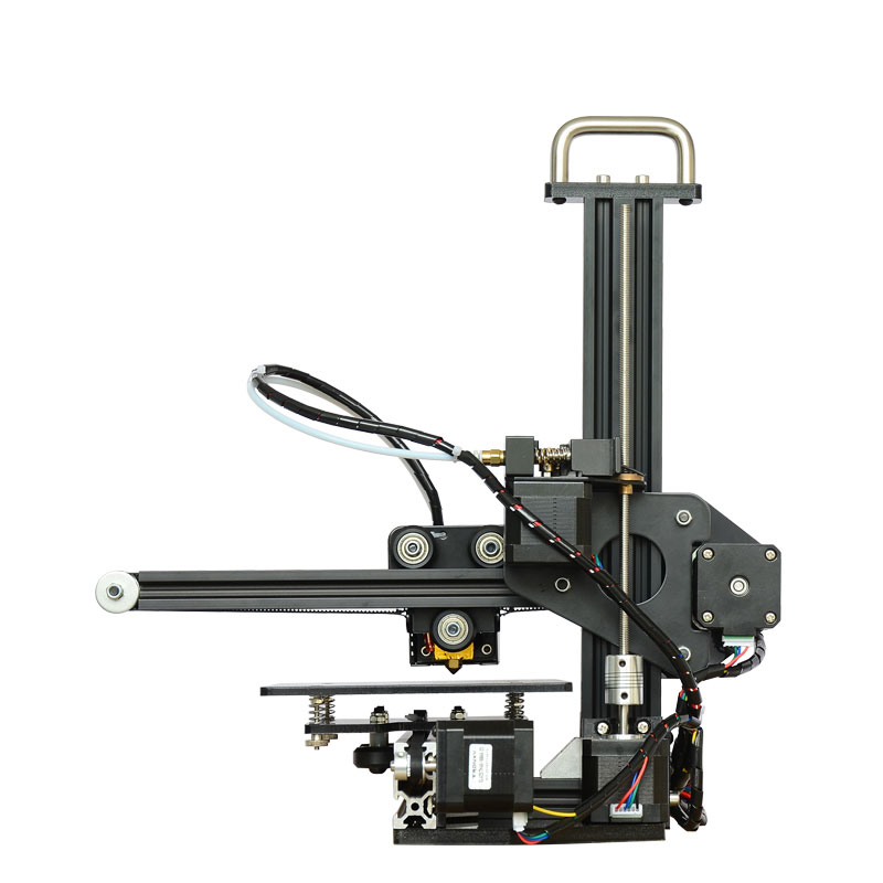 Tronxy X1 3d printer DIY kit Auto Leveling sensor High Precision Education desktop aluminium profile 3d Imprimante X1 3d Machine 4