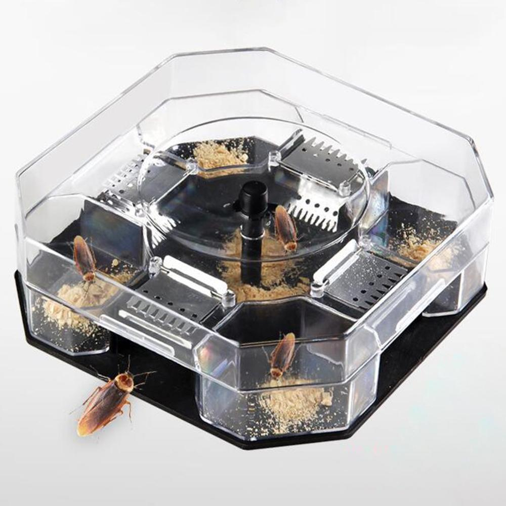 Cockroach Trap Fifth Upgrade Safe Efficient Anti Cockroaches Catcher Killer Plus Large Repeller No Pollution For Home in Traps from Home Garden