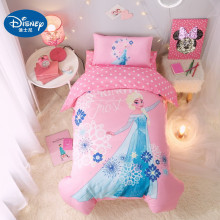 Disney Frozen Bedding Set Elsa Children Soft cot 100%Cotton Mickey mouse bed set duvet cover pillowcase Sheets  gift