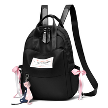 2019 Summer New Fashion Womens Backpack Oxford Cloth Large Capacity Splash-proof Bag Bts Harajuku PU