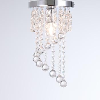 Led Trekken Top Licht EEN Kroonluchter Lampen En Lantaarns EEN Woonkamer Lamp Illuminations Crystal Slaapkamer Lamp Productie