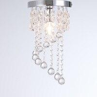 Işıklar ve Aydınlatma'ten Kolye ışıkları'de Led çekmek üst ışık bir avize lambalar ve fenerler bir oturma odası lamba aydınlatmaları kristal lamba yatak odası lambası üretim