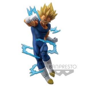 Image 5 - RORONOA Original Banpresto Dragon Ball Super Burst การต่อสู้ Goku Majin Vegeta SSJ2 PVC Action FIGURE ตุ๊กตารุ่นสะสมของเล่น