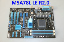Para ASUS M5A78L LE R2.0 AM3 + AMD 780L DDR3 placa base(China)